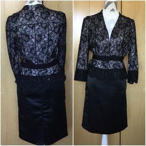 T tahari suit luxury's